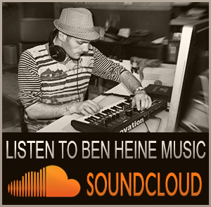 Ben Heine Experimental Electronic Music