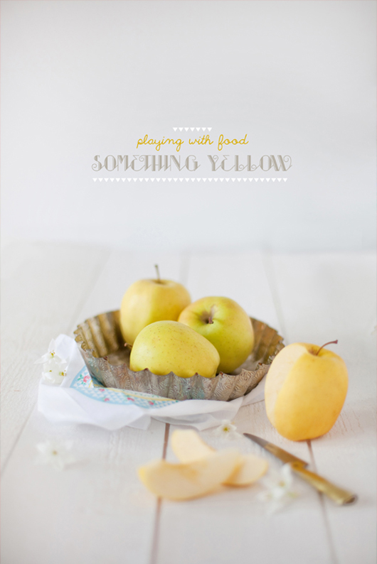 Playing With Food: Mellow Yellow