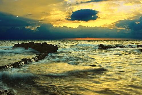 sky españa colors sunrise lights luces spain mediterraneo colores cielo denia испания minolta2885 дения