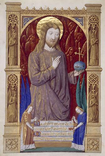 015-Libro de horas de Carlos VIII Rey de Francia -1401-1500-Copyright Biblioteca Nacional de España