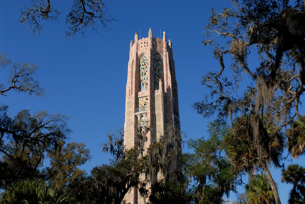 The Singing Tower Bok Tower Gardens
