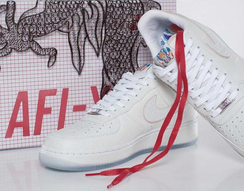 Big Eyes, Little Soles | Sneaker & Style | Nike Air Force 1