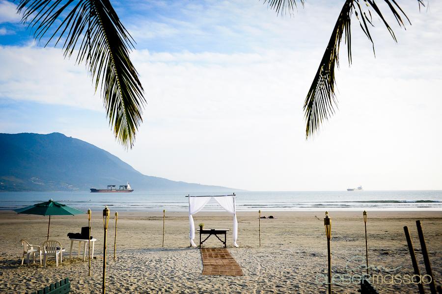 Liege e Glauber Casamento na Praia São Sebastião-24