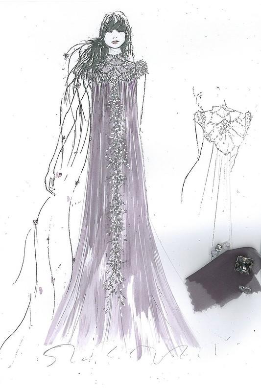 Jenny Packham Rapunzel