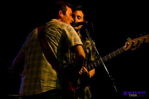 Paper Lions @ The Rivoli 11/03/2012