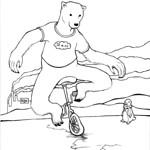 Aquabear Drawing (edit)
