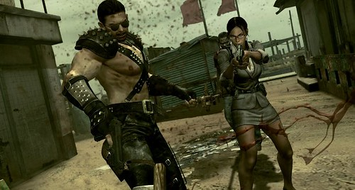 Free Resident Evil 5 for PlayStation Plus Members