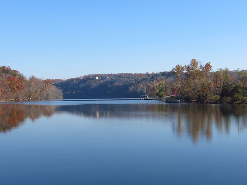 fall reflections scenery unitedstates missouri branson bransonmo eyefi laketaneycomo
