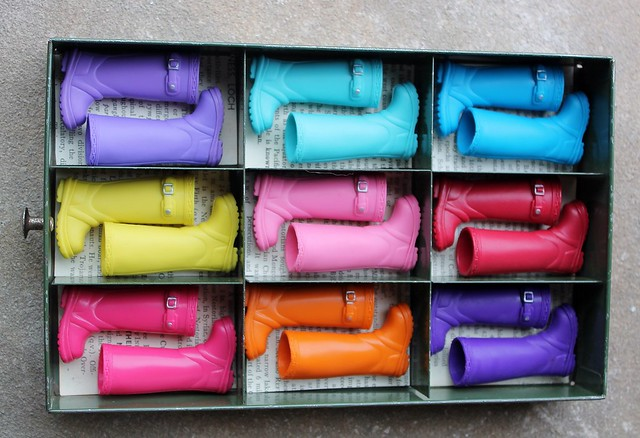 Part of my Rement Wellies collection