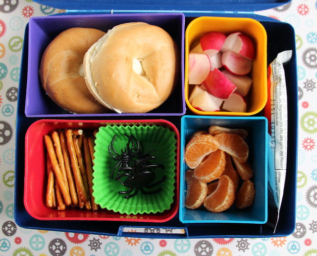 4th Grader April Fool Bento #893