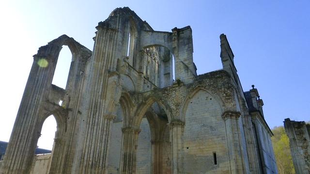 229 Abbaye de Saint-Wandrille