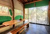 Jungle House Dining Room by Joe Gatto Costa Rica