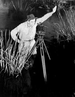 Surveyor Herman Terrill - Copeland, Fl
