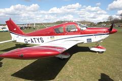 G-ATYS Piper PA-28-180C Popham