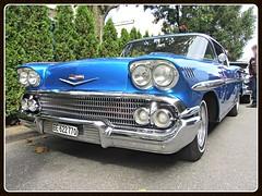 Chevrolet Impala, 1958