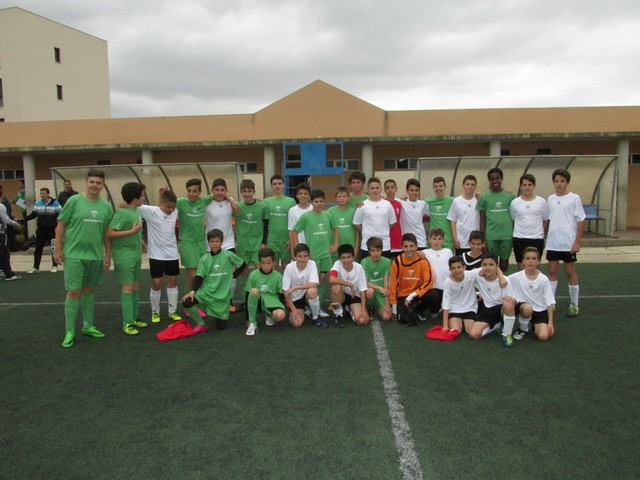 Fuensport B - Fuensport A Infantil