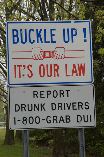ohio sign dui buckleup fitchville stateroad13