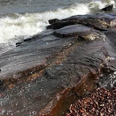 #beforethestorm #duluth #rockyshore #lakesuperior