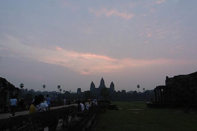 2007092201 - Angkor Wat(Sunrize)