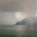 Impacts de foudre sur le Haut lac Léman by MarKus Fotos