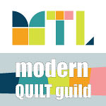 Montreal Modern Quilt Guild button