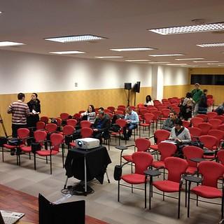 A punt per a la xerrada a #jespidim