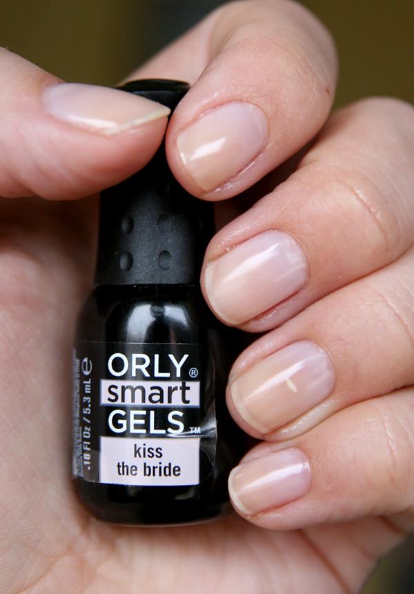 smart gels kiss the bride