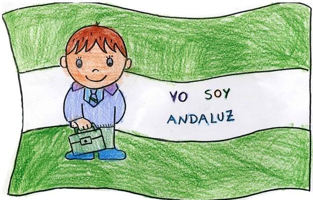 Andaluz Dibujo Infantil