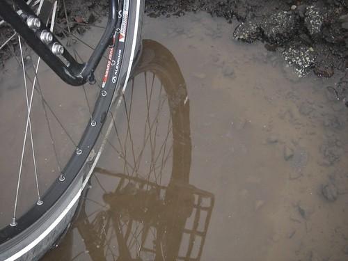 Pothole Puddle