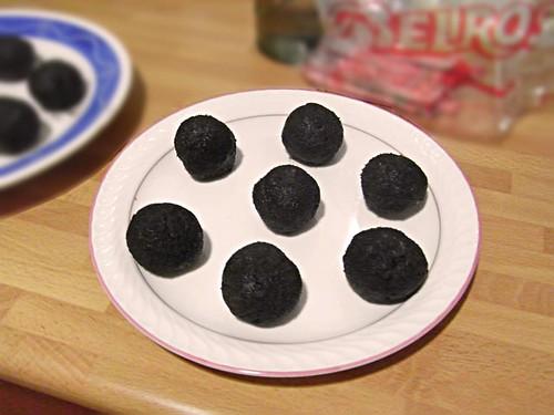 bolas cakepops