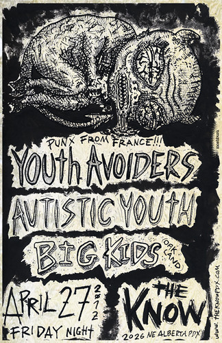4/27/12 YouthAvoiders/AutisticYouth/BigKids