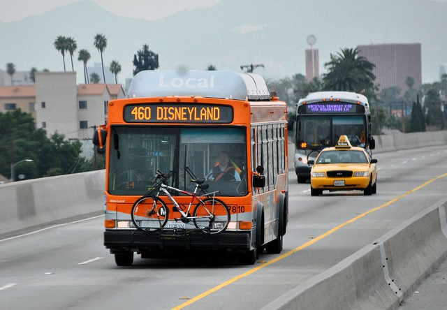 La Metro Local Line 460 Bus Los Angeles Ca Flickr