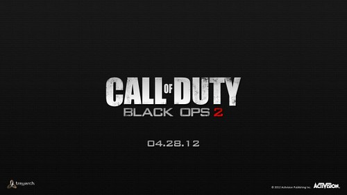 Rumor: Black Ops 2 Official Logo and Trailer Premier Date Allegedly Leaked