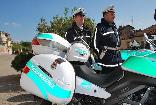 agents de police municipaux