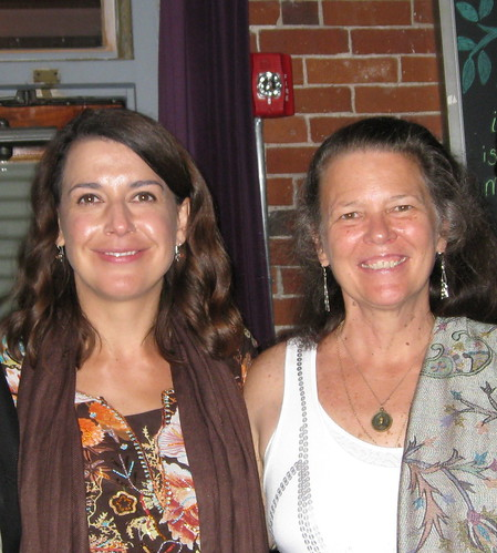 Professors Kathryn Norsworthy and Lisa Tillmann