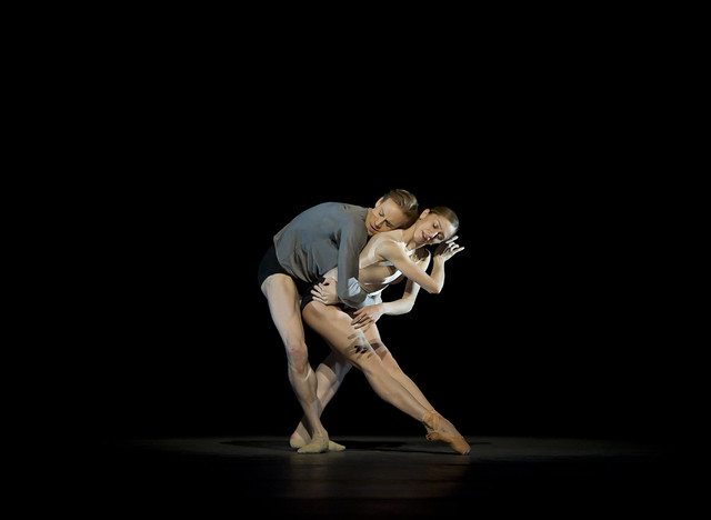Edward Watson and Marianela Nunez in Infra © Bill Cooper/ROH 2010