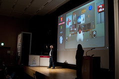 Nandini Ramani and Jasper Potts, JK1-01 Strategy Keynote, JavaOne Tokyo 2012