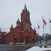 20100212 - Snow at St. Landry Catholic Church