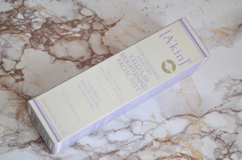 akin lavender celluar brightening facial mist mypure 1