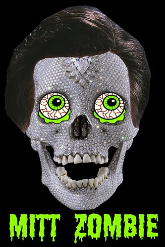 MITT ZOMBIE (Damien Hirst Edition) by Colonel Flick