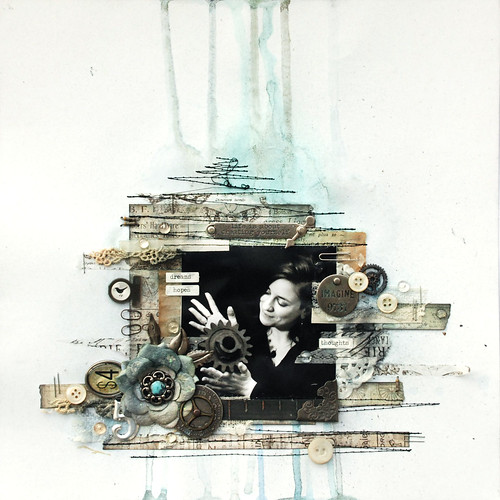 Creating Yourself - Tim Holtz