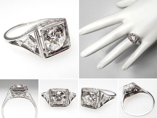 Engagement Rings Square One