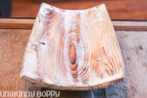 Beach finds- Coffee Table Wooden Magazine Holder (3 of 3)