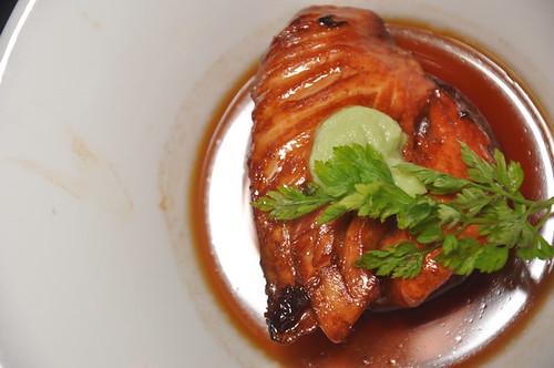 7atenine salmon