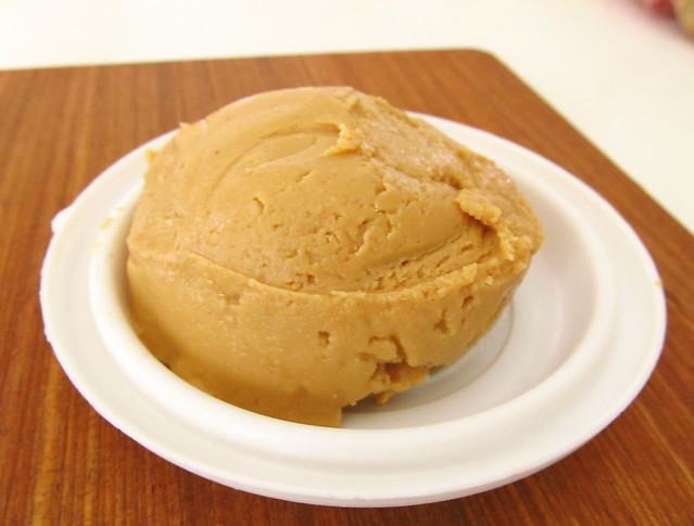Manteiga de amendoim feita em casa