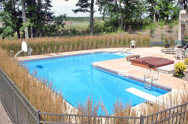 1 Swimming Pool Services L Shaped Pool Swimming Pool