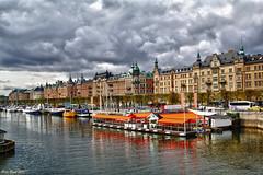 Strandvägen.Stockholm.