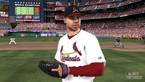 MLB 12 The Show: Carpenter