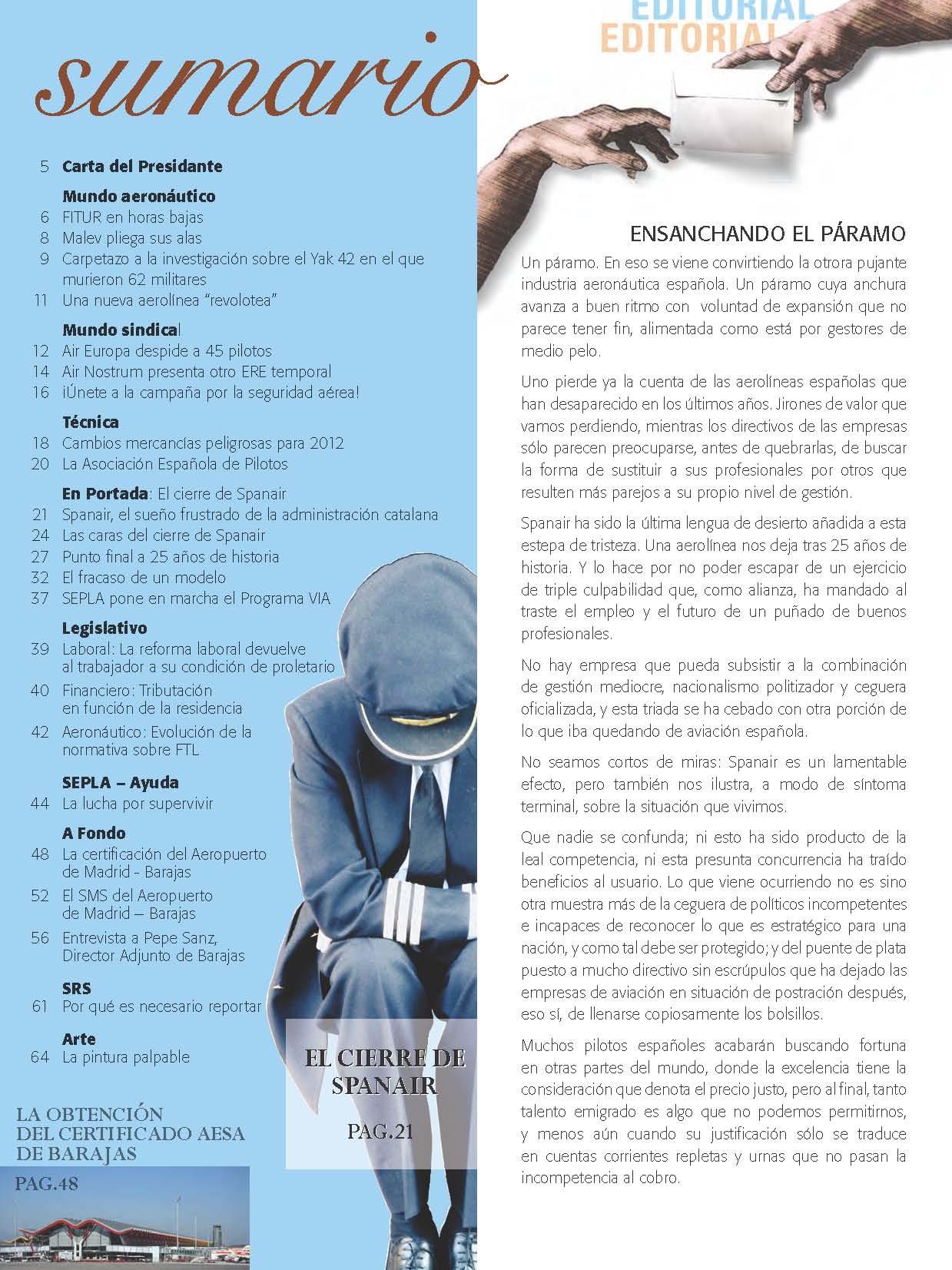 Sumario y editorial nº159 de MACH82
