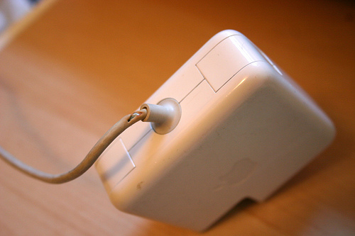 Broken MagSafe cord